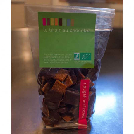 nougatine chocolat