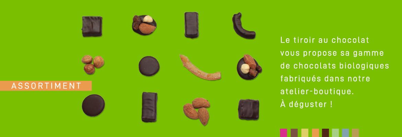 Assortiments chocolat